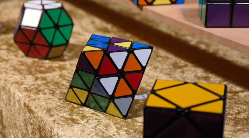 magic cube, patience games, puzzle