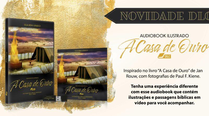 """""""A Casa de Ouro"""" em audiovisual"""