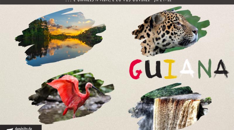 A Obra do Senhor em Guiana